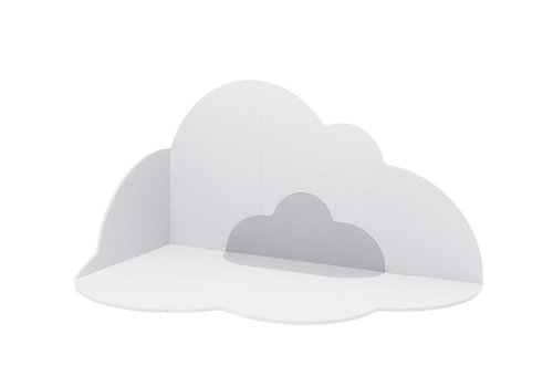 Quut Quut Speelmat Head In The Clouds Large Pearl Grey
