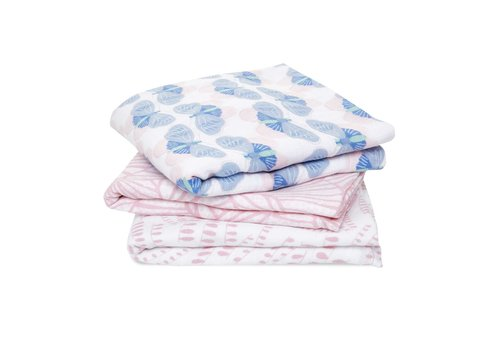 Aden & Anais Copy of Aden + Anais My Darling Dumbo 3-Pack Classic Swaddles
