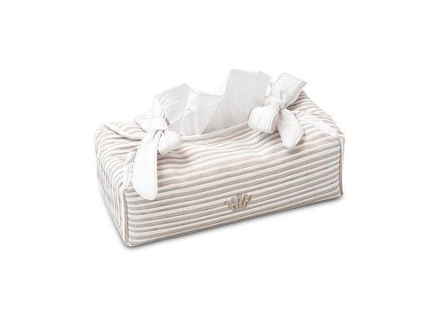 My First Collection First Kleenexhouder Diaz White-Beige