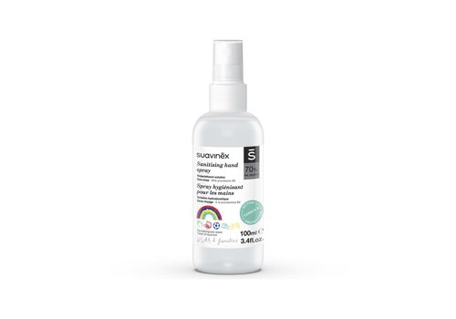 Suavinex SX - HYGIENE - Sanitizing Hands Spray 100ml