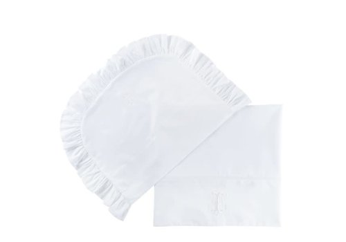 Theophile & Patachou Theophile & Patachou Wieglaken + Sloop Royal White