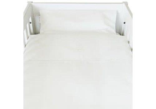 Theophile & Patachou Theophile & Patachou Donsovertrek Bed 100X135Cm  + Sloop Katoen Cotton White
