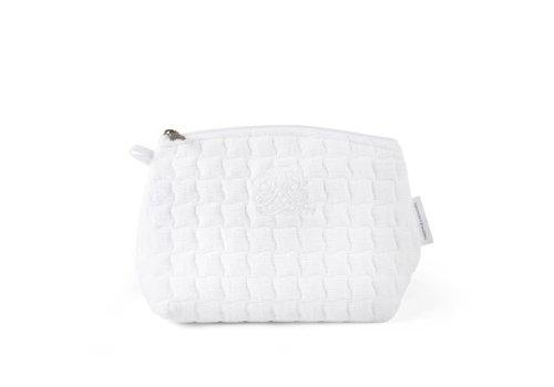 Theophile & Patachou Théophile & Patachou Toilettas - Gewatteerd Cotton White
