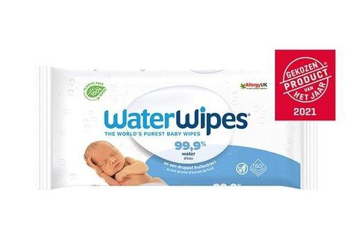 WaterWipes WaterWipes Bio Billendoekjes 4 x 60 stuks