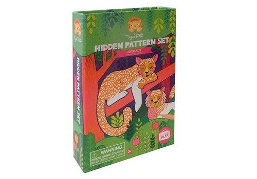 Tiger Tribe Tiger Tribe Hidden Pattern/Animals