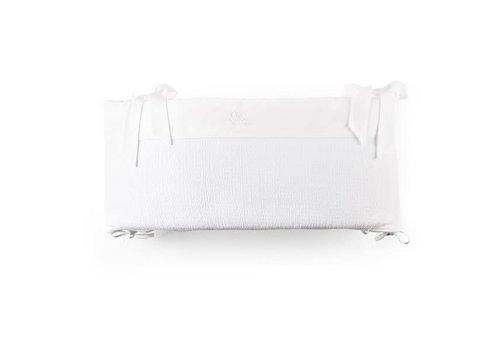 Theophile & Patachou Theophile & Patachou Bedbeschermer 70 cm – Cotton White