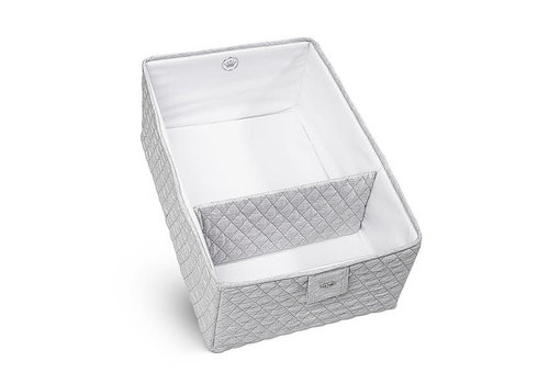 My First Collection First Dion Vanity Basket Grey
