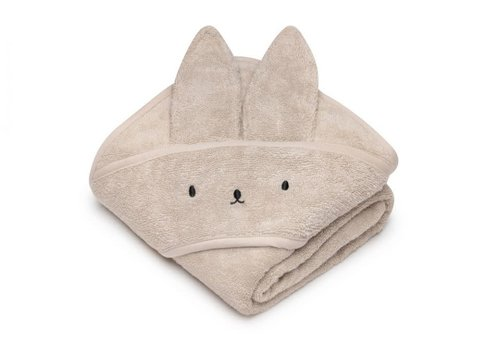 my memi my memi Bamboo Towel Beige - Rabbit