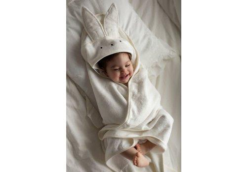 my memi my memi Bamboo Towel Cream - Rabbit 85x85