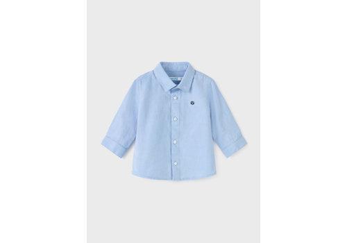 Mayoral Mayoral Basic L/S Shirt  Lavender   124-26
