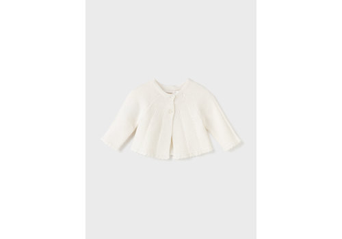 Mayoral Mayoral Knit Cardigan  Chickpea   2368-10