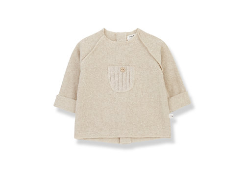 1+ In The Family 1+ In The Family Pierre Sweater Cream