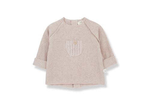 1+ In The Family 1+ In The Family Pierre Sweater Nude