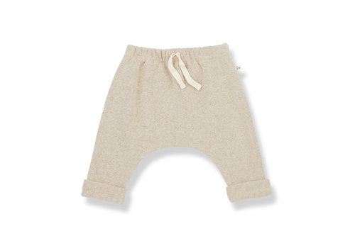 1+ In The Family 1+ In The Family Yves-Nb Baggy Pants Cream