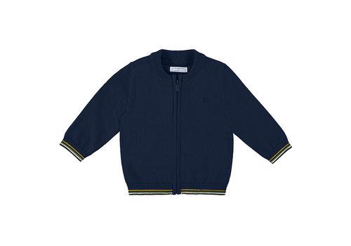 Mayoral Mayoral Basic Knitting Pullover Blue 361-25