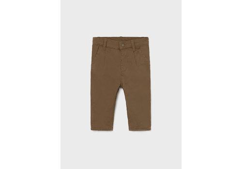 Mayoral Mayoral Slouch Pants   Shitake    2526-81