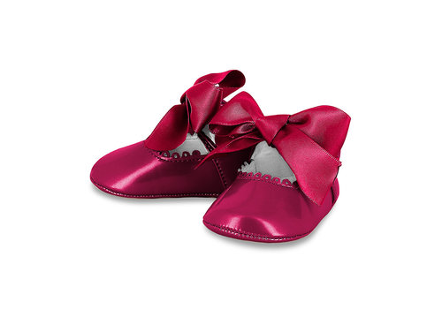 Mayoral Mayoral Bow Mary Jane  Red  9455-39