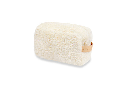 1+ In The Family 1+ In The Family Toiletry-Bag Toiletry Bag Ecru