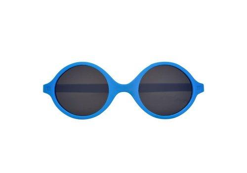 Ki ET LA Ki ET LA Zonnebril Diabola 0-1A Bleu Medium