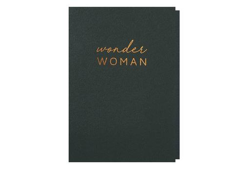 Papette OCEAN | Wenskaart met envelop | Wonder Woman