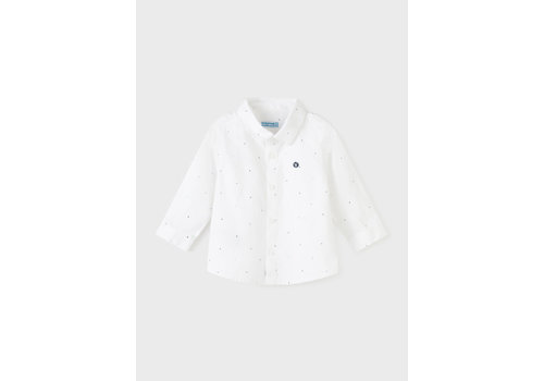 Mayoral Mayoral Basic L/S Shirt  Printed    124-27