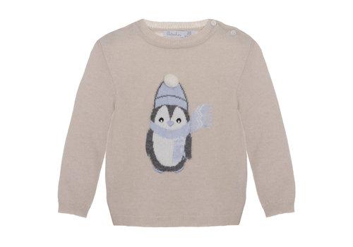 Patachou Patachou Boy Sweater - Tricot Blue