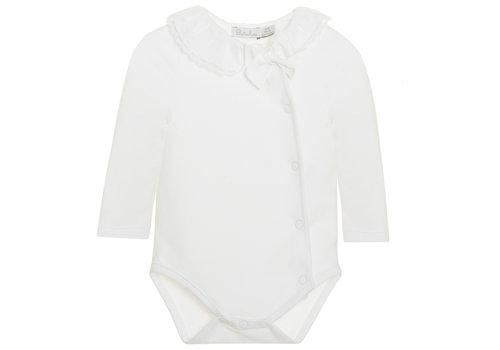 Patachou Patachou Baby Girl Body - Knit White