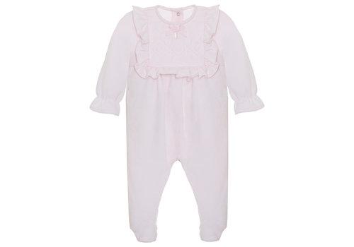 Patachou Patachou Baby Girl Playsuit - Knit Pink