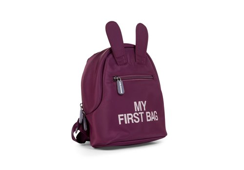 Childhome Childhome My First Bag Aubergine