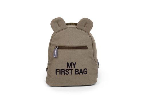 Childhome Childhome My First Bag Kaki