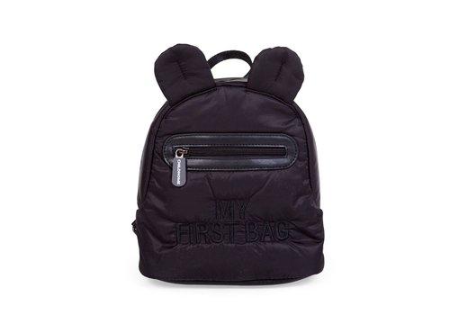Childhome Childhome My First Bag Gewatteerd Zwart