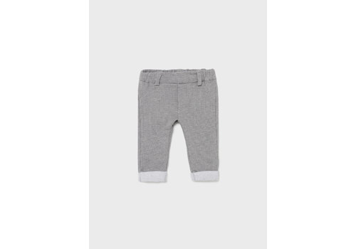 Mayoral Mayoral Fleece Trousers  Heather Gr 2518-25