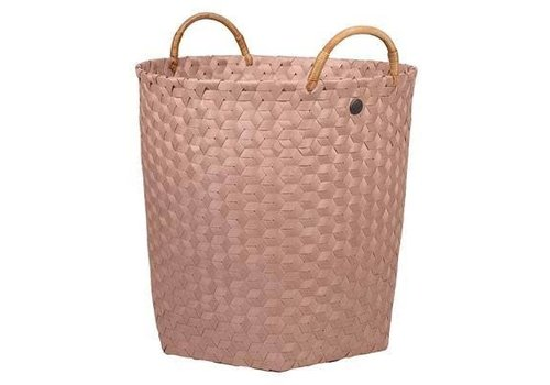 Handed By Handed By Dimensional Basket 40x46.5x40Cm Copper Blush