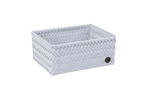 Handed By Handed By Basket Fit Medium High 24x18x10Cm Ice Grey