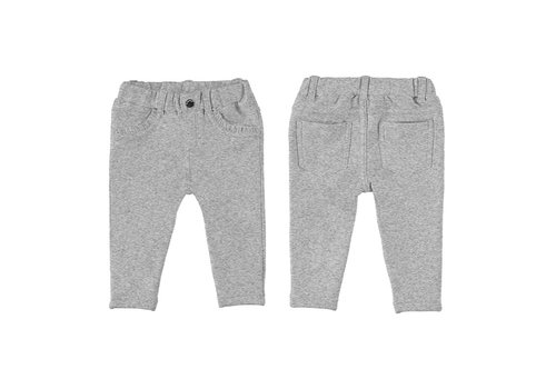 Mayoral Mayoral Fleece Basic Trousers   Silver 560-64