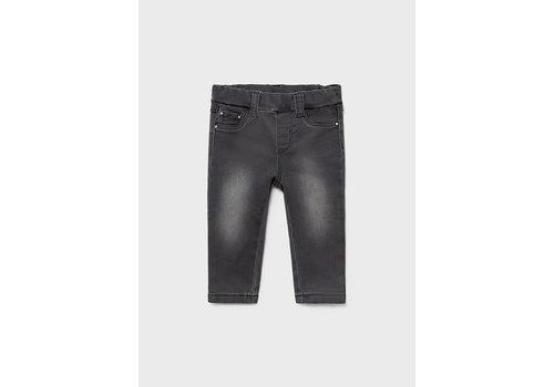 Mayoral Mayoral Basic Denim Pants Medium Gra 576-53
