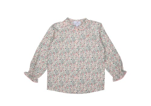 Natini Natini Blouse Annie Flower Pink