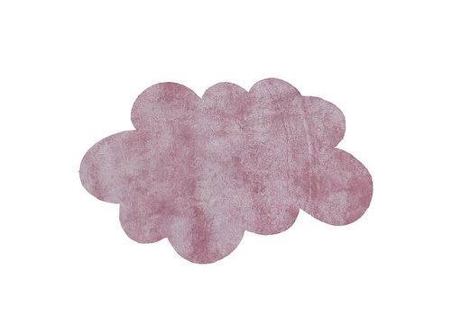 Pilepoil Pilepoil Tapis Nuage Rose L 140cm*200cm - Poil Court