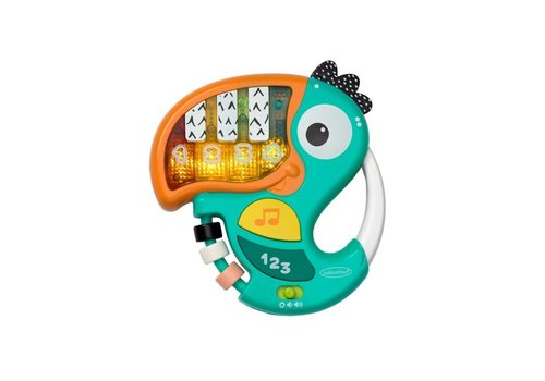 Infantino Infantino Main Piano & Numbers Learning Toucan