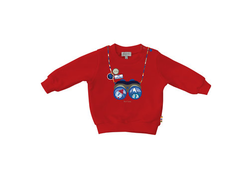 Paul Smith Paul Smith Sweater Rouge