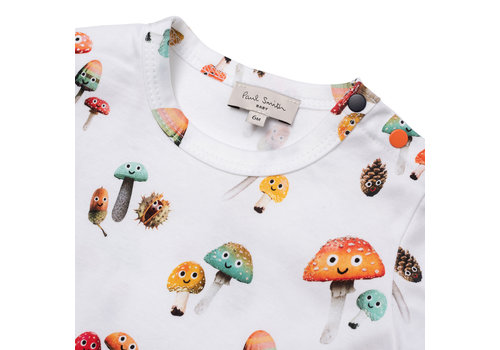 Paul Smith Paul Smith T-Shirt Blanc