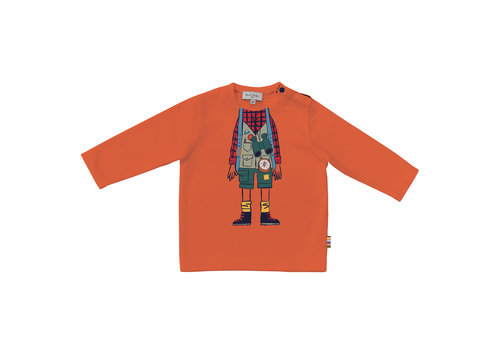 Paul Smith Paul Smith T-Shirt Orange