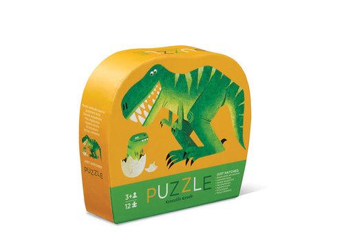 Crocodile Creek Mini Puzzle 12pc Just Hatched