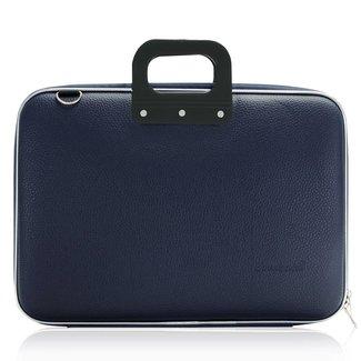 Bombata MAXI 17 inch Laptoptas Donkerblauw