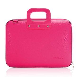 Bombata MEDIO 13 inch Laptoptas Donker roze