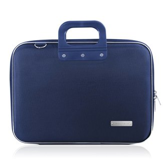 Bombata Nylon 15 inch Laptoptas Blauw