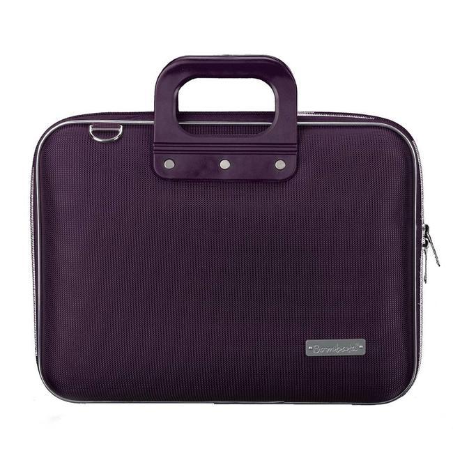 Bombata Nylon 13 inch laptoptas Violet