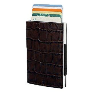 Ogon Designs Cascade Leren RFID Cardprotector Kroko