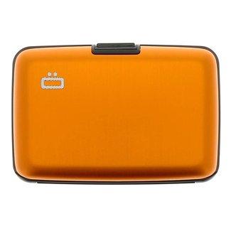 Ogon Designs Stockholm - Aluminium Creditcardhouder - Oranje