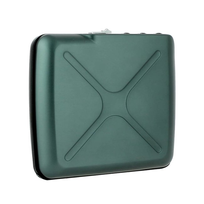 Ogon Designs Code Wallet RFID Creditcardhouder met Code Slot Platinum